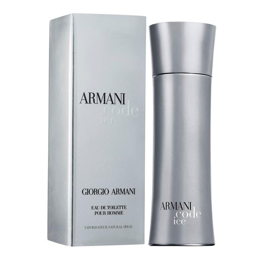 Perfume Armani Code Ice