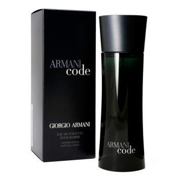Perfume Armani Code Masculino EDT – Giorgio Armani