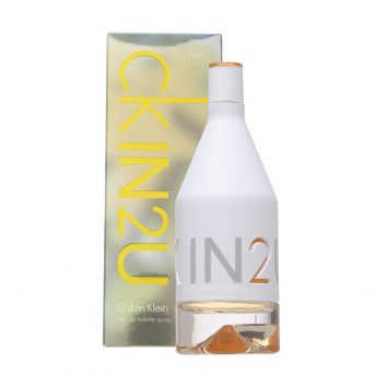 Perfume CK In2U Her Feminino EDT - Calvin Klein