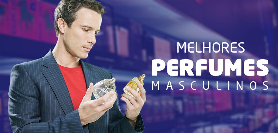 Sabe quais são os melhores perfumes masculinos?